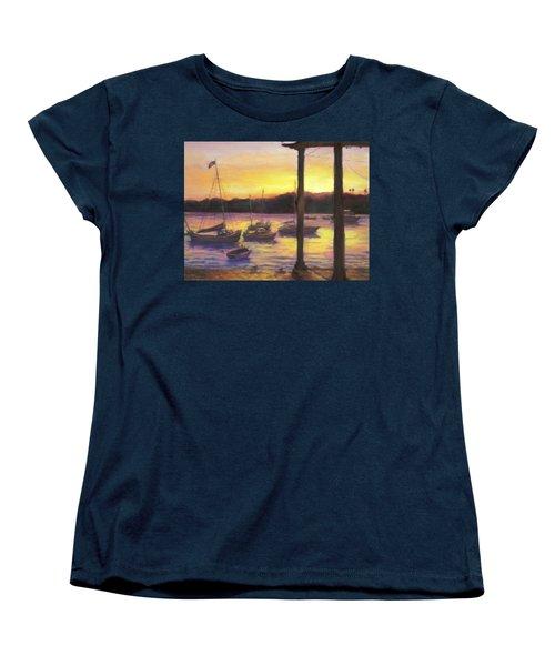 Algarve Sunset Women's T-Shirt (Standard Cut)