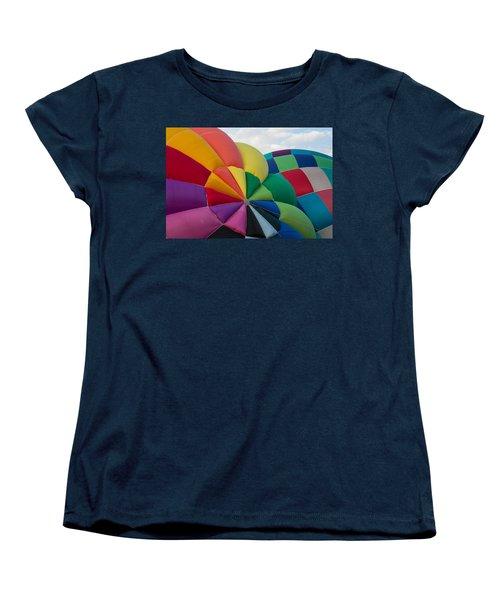 Almost Ready Women's T-Shirt (Standard Cut) by Patrice Zinck