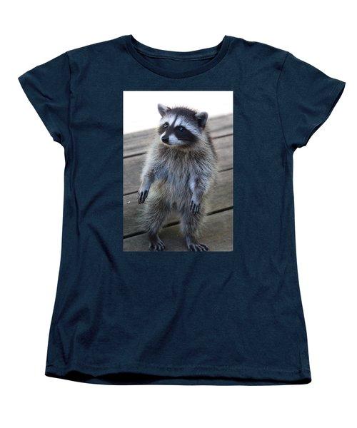 Am I Early For Dance Class? Women's T-Shirt (Standard Cut) by Kym Backland