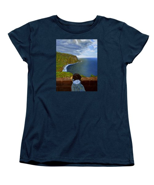 Amelie-an 's World Women's T-Shirt (Standard Cut) by Thu Nguyen