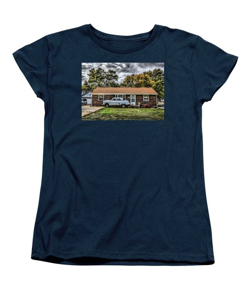 American Dream Revisited  Women's T-Shirt (Standard Cut)
