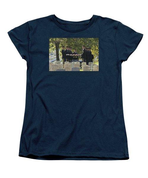 An Honored Dead Women's T-Shirt (Standard Cut) by Paul W Faust -  Impressions of Light