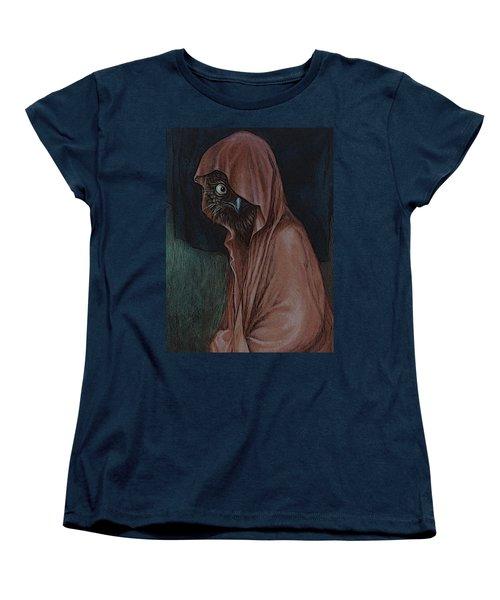 An Introvert Women's T-Shirt (Standard Cut) by Yvonne Wright