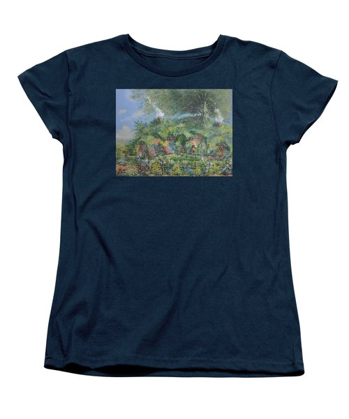An Unexpected Adventure.the Story Begins. Women's T-Shirt (Standard Cut) by Joe  Gilronan