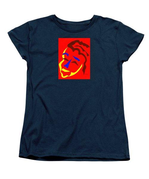Annalyn Women's T-Shirt (Standard Cut) by Delin Colon