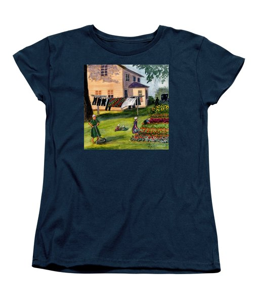 Another Way Of Life II Women's T-Shirt (Standard Cut) by Marilyn Smith