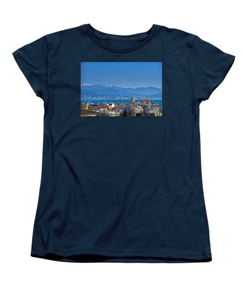 Antibes Women's T-Shirt (Standard Cut) by Juergen Klust
