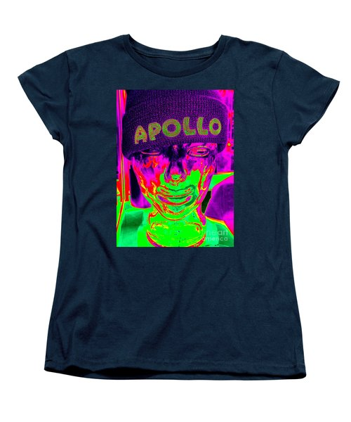 Apollo Abstract Women's T-Shirt (Standard Cut) by Ed Weidman