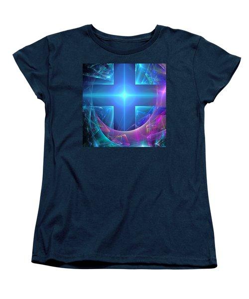 Approaching The Portal Women's T-Shirt (Standard Cut) by Svetlana Nikolova