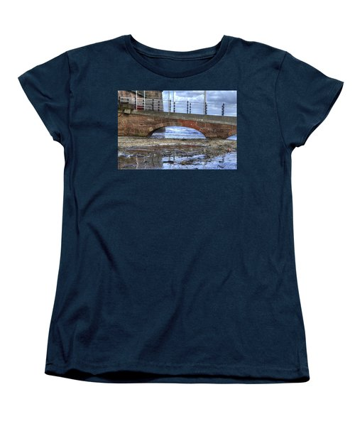 Arches Women's T-Shirt (Standard Cut) by Spikey Mouse Photography