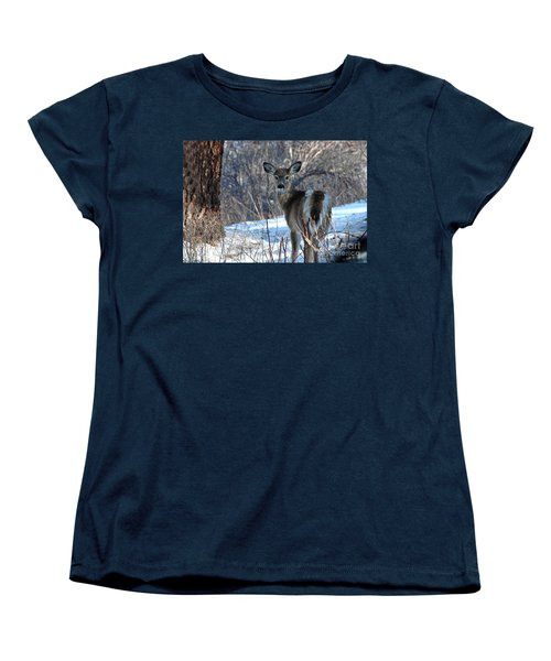 Are You Looking At Me Women's T-Shirt (Standard Cut) by Sam Rosen
