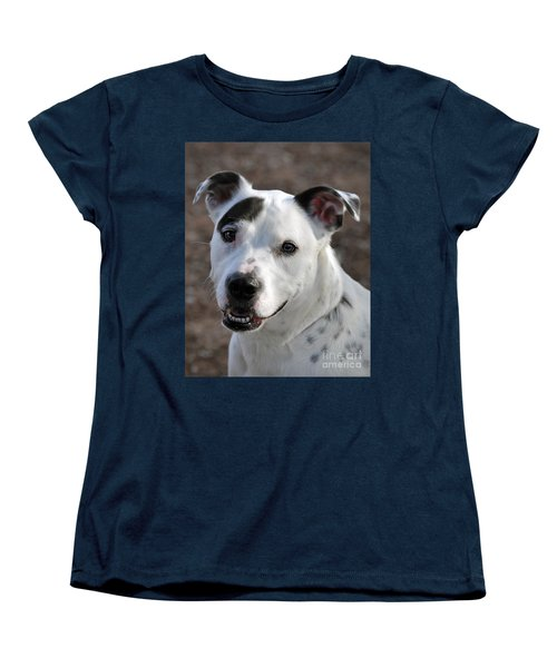 Women's T-Shirt (Standard Cut) featuring the photograph Are You Looking At Me? by Savannah Gibbs