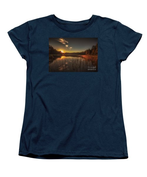 As In A Dream Women's T-Shirt (Standard Cut) by Rose-Maries Pictures