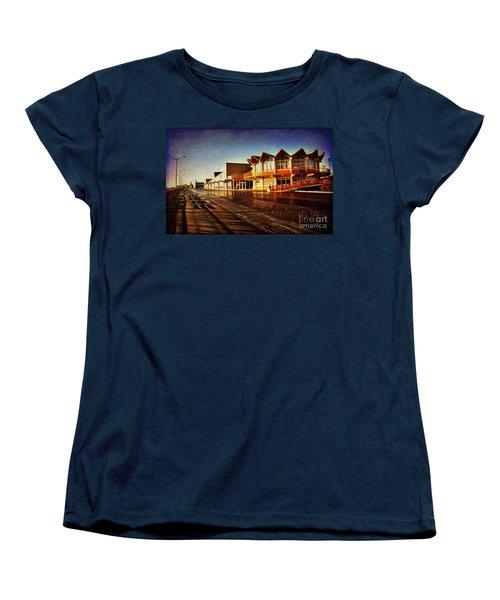 Asbury In The Morning Women's T-Shirt (Standard Cut) by Debra Fedchin