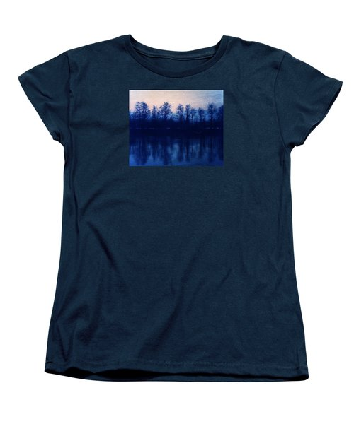 At The End Of The Day Women's T-Shirt (Standard Cut) by Vittorio Chiampan