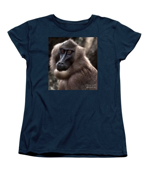 Baboon Women's T-Shirt (Standard Cut)
