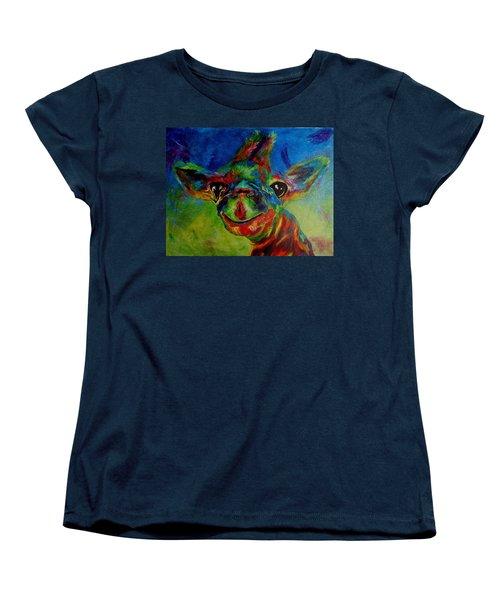 Baby Women's T-Shirt (Standard Cut) by Maris Sherwood