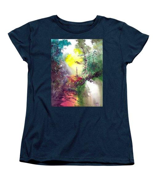 Back To Jungle Women's T-Shirt (Standard Cut)
