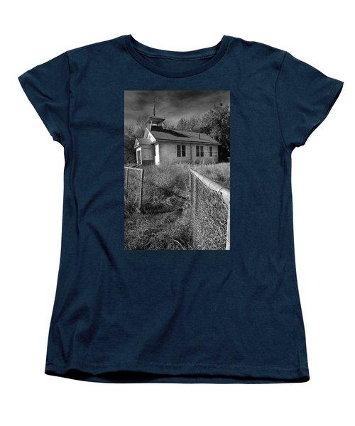 Back To School Women's T-Shirt (Standard Cut) by Brian Duram