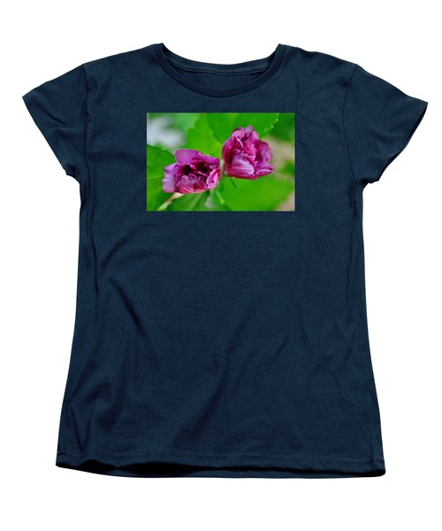 Back Yard Weed Women's T-Shirt (Standard Cut)