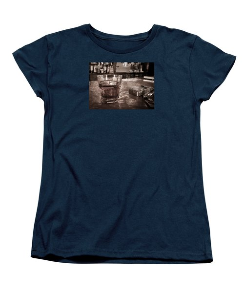 Women's T-Shirt (Standard Cut) featuring the photograph Bad Habits by Tim Stanley