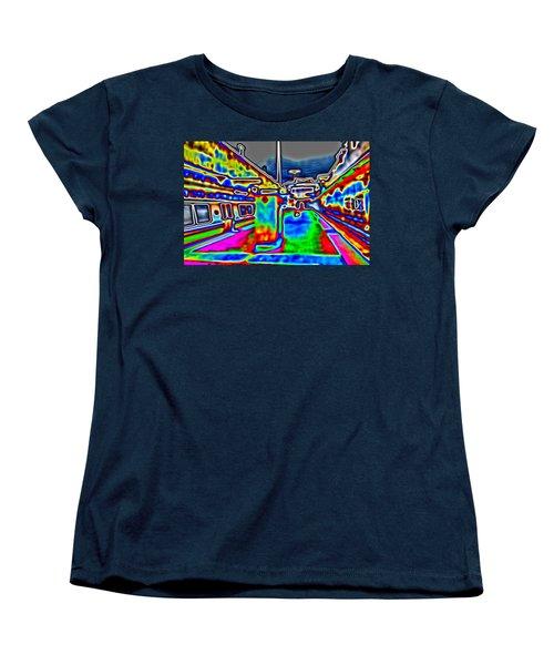 Balboa Park Women's T-Shirt (Standard Cut) by Nick David