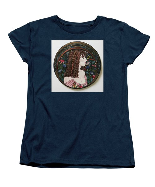 Barbra's Garden Women's T-Shirt (Standard Cut)