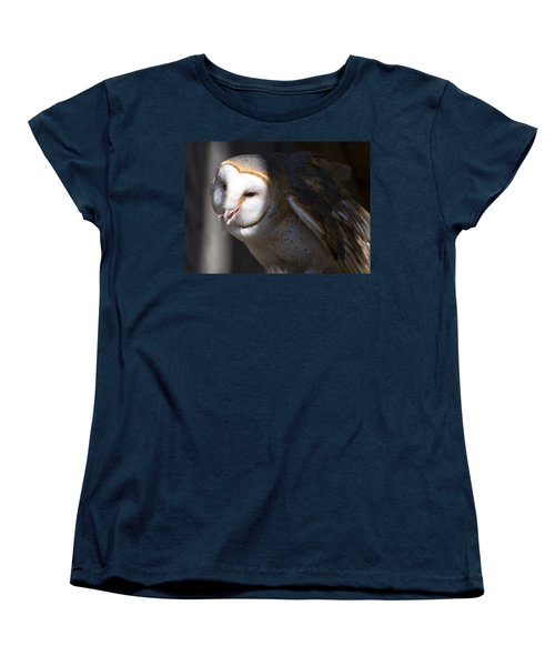 Barn Owl 1 Women's T-Shirt (Standard Cut)