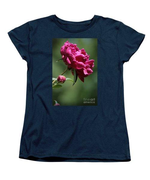 Basking In The Sun Women's T-Shirt (Standard Cut) by Barbara Bardzik