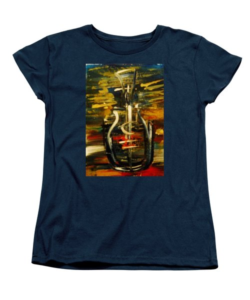 Bassguitar 2 Women's T-Shirt (Standard Cut) by Kelly Turner