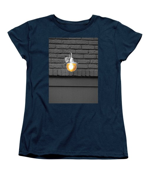 Women's T-Shirt (Standard Cut) featuring the photograph Beacon by Rodney Lee Williams