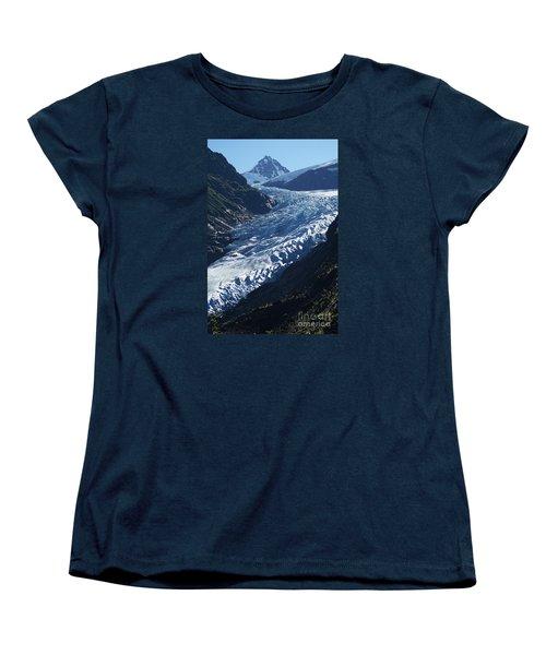 Bear Glacier Women's T-Shirt (Standard Cut)