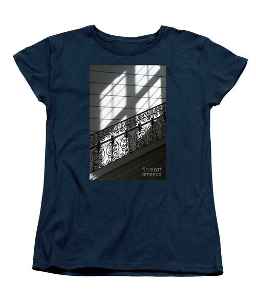 Beautiful Staircase Women's T-Shirt (Standard Cut) by Lana Enderle