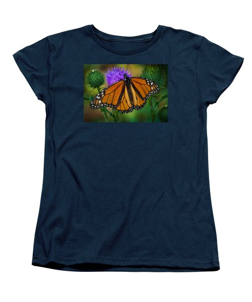 Women's T-Shirt (Standard Cut) featuring the photograph Beautifully Aged by Cheryl Baxter