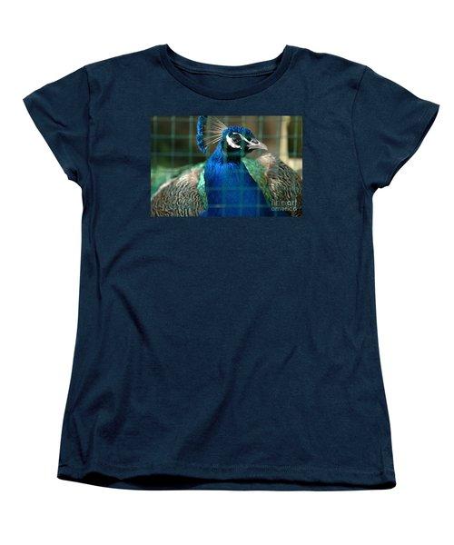 Women's T-Shirt (Standard Cut) featuring the photograph Beauty In Captivity by Randi Grace Nilsberg