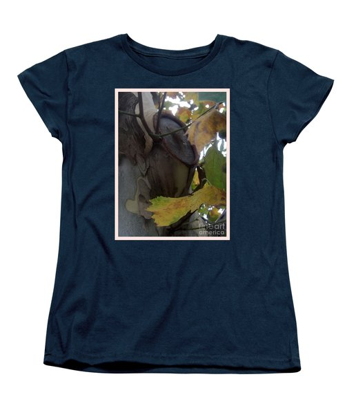 Beauty With Age Women's T-Shirt (Standard Cut) by Sara  Raber