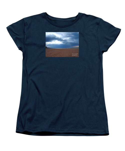 Before The Storm Women's T-Shirt (Standard Cut) by Susan  Dimitrakopoulos