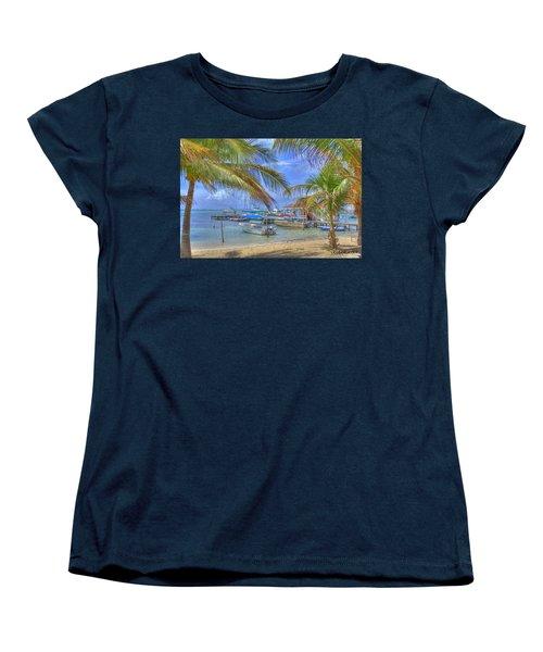 Belize Hdr Women's T-Shirt (Standard Cut)