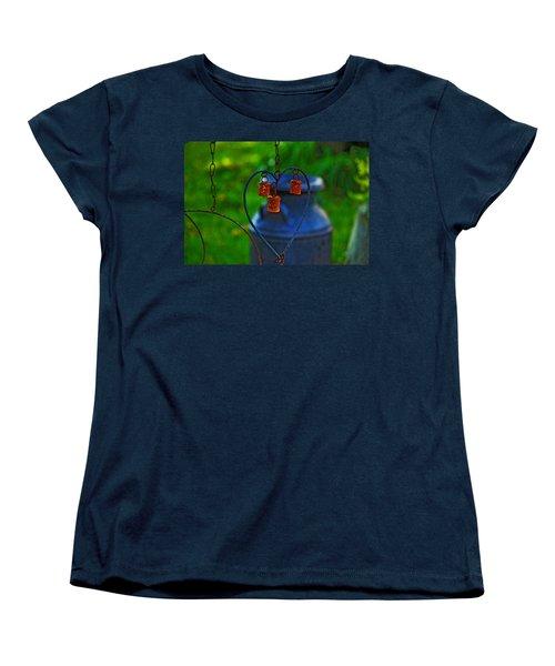 Women's T-Shirt (Standard Cut) featuring the photograph Bells by Rowana Ray
