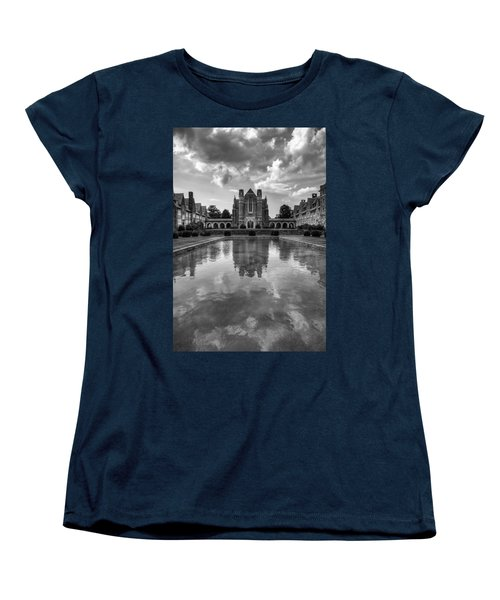 Women's T-Shirt (Standard Cut) featuring the photograph Berry University by Rebecca Hiatt