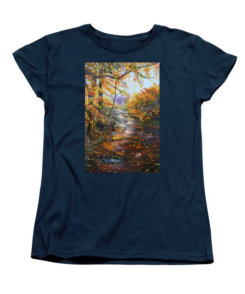 Beyond Measure Women's T-Shirt (Standard Cut) by Meaghan Troup
