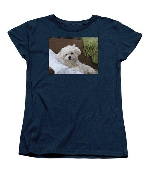 Molly 2 Women's T-Shirt (Standard Cut) by Michael Krek