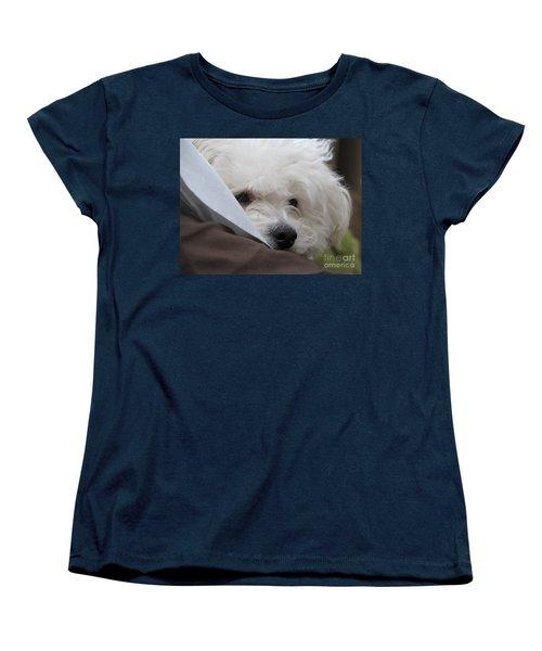 Molly Women's T-Shirt (Standard Cut) by Michael Krek