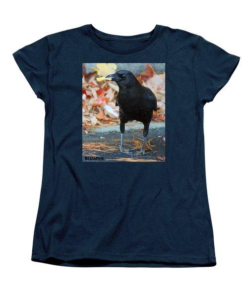 Big Daddy Crow Leaf Picker Women's T-Shirt (Standard Cut)