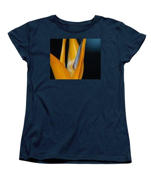 Women's T-Shirt (Standard Cut) featuring the photograph Birds Of Paradise by Matt Harang
