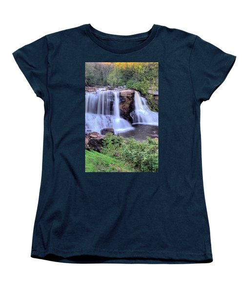 Blackwater Falls Women's T-Shirt (Standard Cut)