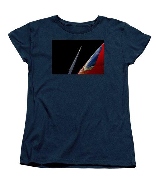 Blade Runner Women's T-Shirt (Standard Cut) by Paul Job