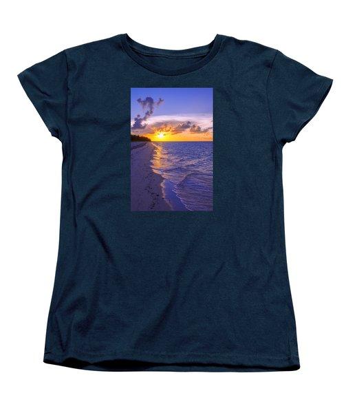 Blaze Women's T-Shirt (Standard Cut) by Chad Dutson