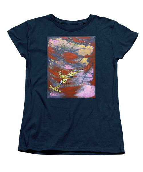 Blazing Starfighter Women's T-Shirt (Standard Cut)