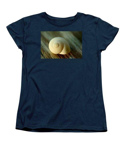 Women's T-Shirt (Standard Cut) featuring the photograph Bleached by Greg Allore